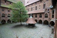 Malbork Fotografie Stock