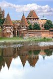 Malbork. Royalty Free Stock Photography