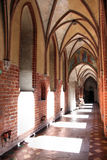Malbork castle Stock Photography