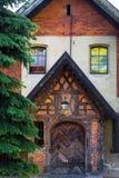 Malbork castle royalty free stock photos