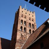 Malbork Royalty Free Stock Image