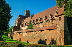 Malbork Royalty Free Stock Photo