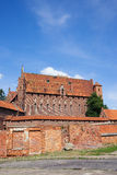 Malbork High Castle Stock Images