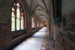 Malbork Royalty Free Stock Photography