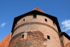 Malbork, Poland Royalty Free Stock Image