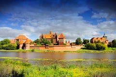 Malbork, Poland Stock Image