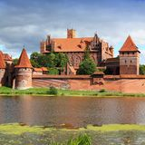 Malbork, Poland Royalty Free Stock Photos