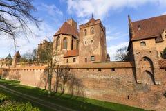 Malbork, Poland Royalty Free Stock Images