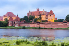 Malbork, Poland Royalty Free Stock Photography
