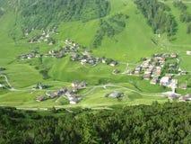 Malbun in Liechtenstein Stock Images