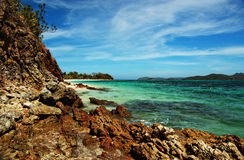 Malcapuya Coastalscapes Stock Image