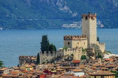 Malcesine Stock Photography