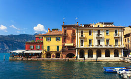 Free Malcesine Coast Stock Photo - 54793440