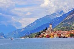 Malcesine, Italy Stock Photo