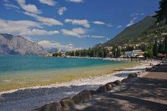 Malcesine, lac Garda Photos libres de droits