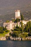 Malcesine on Lake Garda Italy Royalty Free Stock Photography