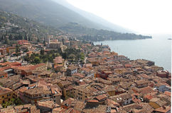 Malcesine, Lake Garda Royalty Free Stock Photo