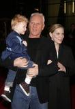 Malcolm McDowell fotografia stock libera da diritti