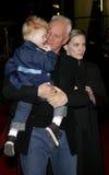 Malcolm McDowell fotografia stock