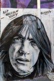 Malcolm Young graffiti 1