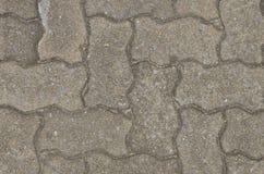 Mald texturbakgrund för kvarter tegelstenar Royaltyfri Fotografi