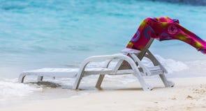 Maldivas; Isla de Biyadhoo Fotos de archivo libres de regalías