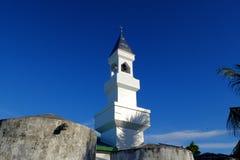 Maldive μουσουλμανικό τέμενος Στοκ φωτογραφία με δικαίωμα ελεύθερης χρήσης