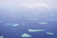 Maldive Islands Royalty Free Stock Image