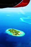 Maldiverna Arkivfoton