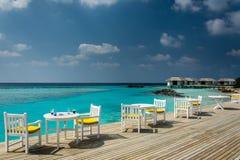 Maldiverna Arkivfoto