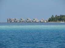 Maldiverna Royaltyfri Bild