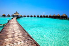 maldives royaltyfria bilder