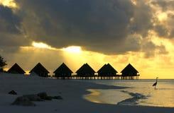 Maldives Stock Image