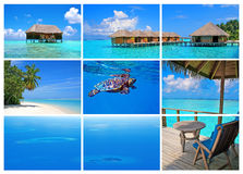 Maldives Stock Photo