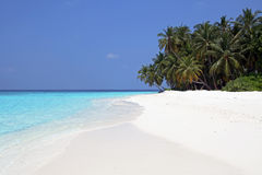 The maldives Stock Photo