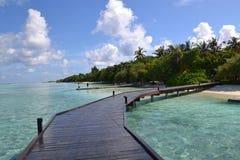 Maldives image libre de droits