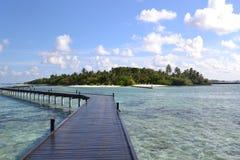 Maldives images libres de droits