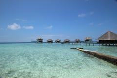 maldives Imágenes de archivo libres de regalías