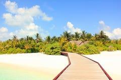 maldives Lizenzfreies Stockfoto