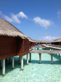 maldives Photographie stock libre de droits