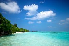 maldives Imagem de Stock Royalty Free