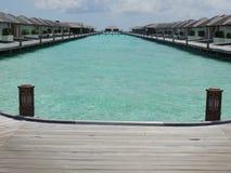 maldives Stockbild