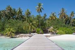 maldives Fotografia Stock Libera da Diritti