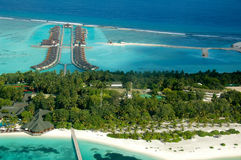 maldives Royaltyfri Foto