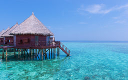 maldives Ari Atoll immagine stock