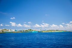Maldives bonitos imagens de stock