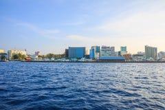 Maldives bonitos imagem de stock royalty free