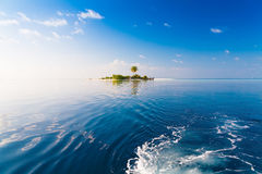 Maldives  day tropical Royalty Free Stock Photography