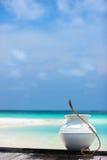 Maldives details Stock Photo