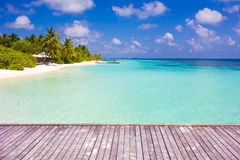 The Maldives, Eden on Earth royalty free stock photo